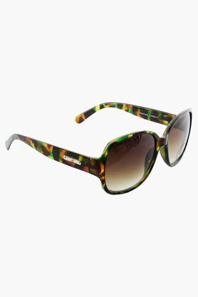 FASTRACKWomens Gradient Full Rim Sunglasses - C082BR1F