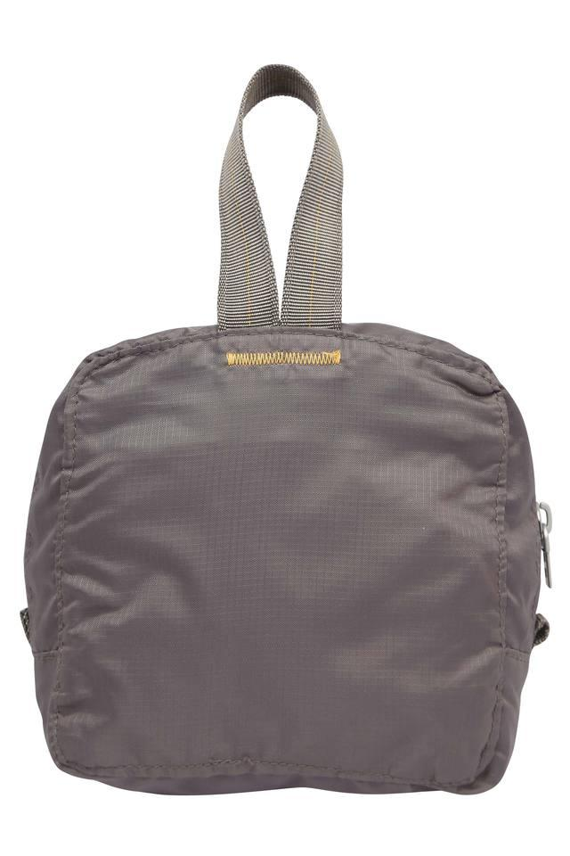 Unisex Zip Closure Tote Handbag with Rain Cover