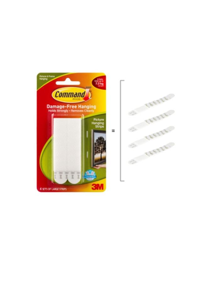 Picture Hanging Strips Pack of 4