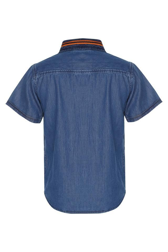 Boys Collared Assorted Shirt