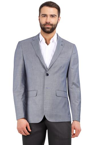 LOUIS PHILIPPE -  Off WhiteSuits & Blazers & Ties - Main