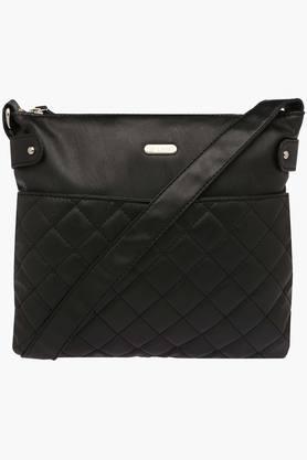 LAVIEWomens Casual Wear Zipper Closure Slingbag - 202785331_9212