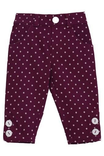 Kids Printed Woven Pants