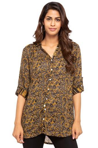SANAA -  MustardShirts - Main