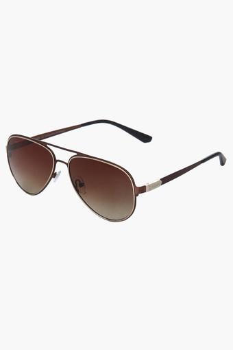 Mens Aviator Polarized Sunglasses - AZ60013C042