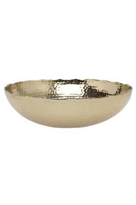 Round Hammered Decorative Urli Bowl