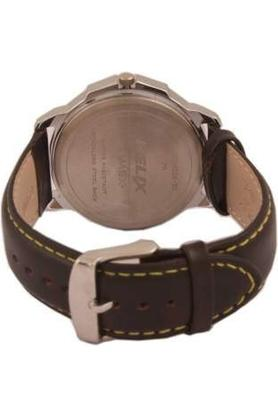 Mens Analogue Leather Watch - TW027HG06