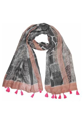 GET WRAPPED -  Baby Pink Scarves & Socks - Main