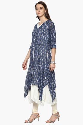 Womens V Neck Solid Midi Dress