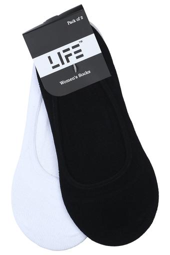 LIFE -  Black Scarves & Socks - Main