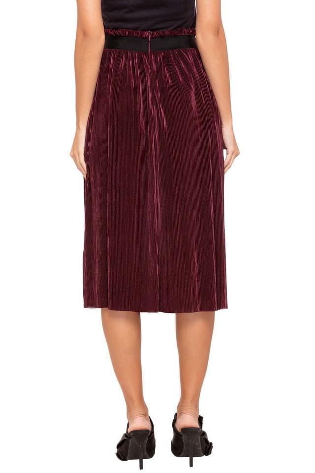 Womens Slub Skirt