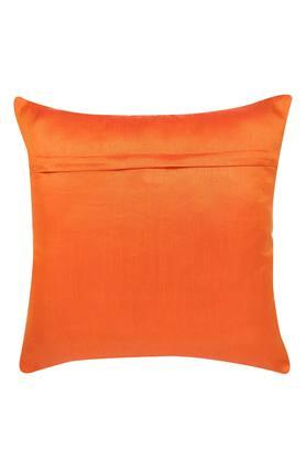 Square Lantern Printed Embroidered Cushion Cover