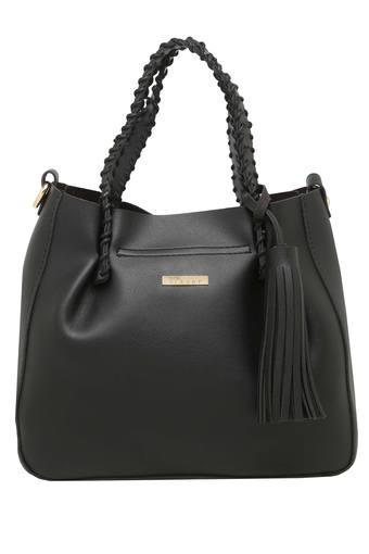 FEMINA FLAUNT -  Black Handbags - Main