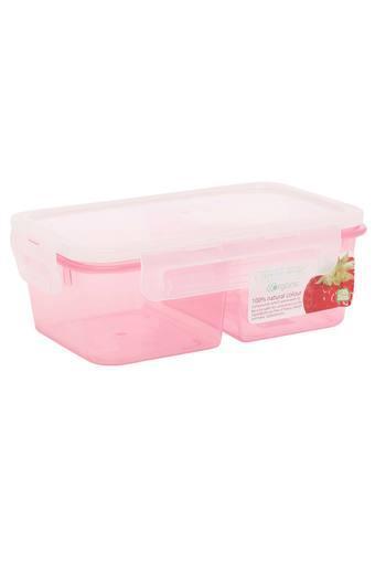 Rectangular 2 Compartment Clip Pack Container - 960ml