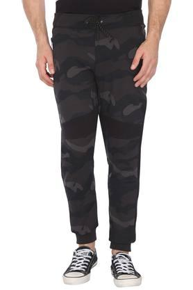 Mens 2 Pocket Camouflage Joggers
