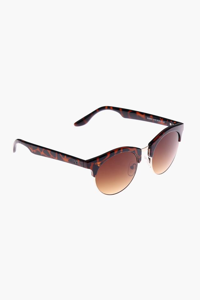 Womens Oval Plastic Sunglasses - GL5021C10