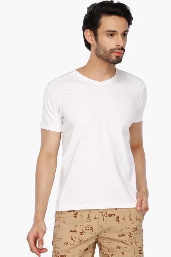 LIFE -  WhiteT-Shirts & Polos - Main