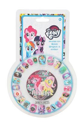 Girls My Little Pony Press on Nails - 24 Pieces