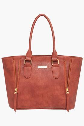 ELLIZA DONATEINWomens Zipper Closure Satchel Handbag - 203397150