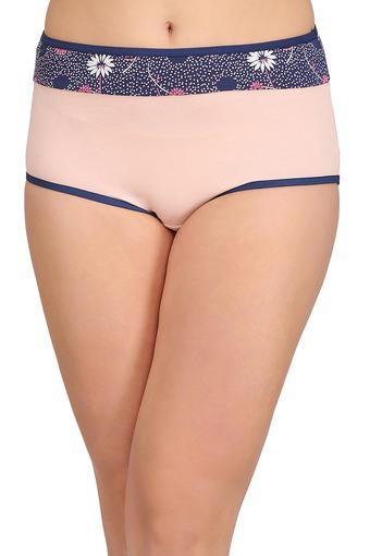 Womens Printed Boy Shorts