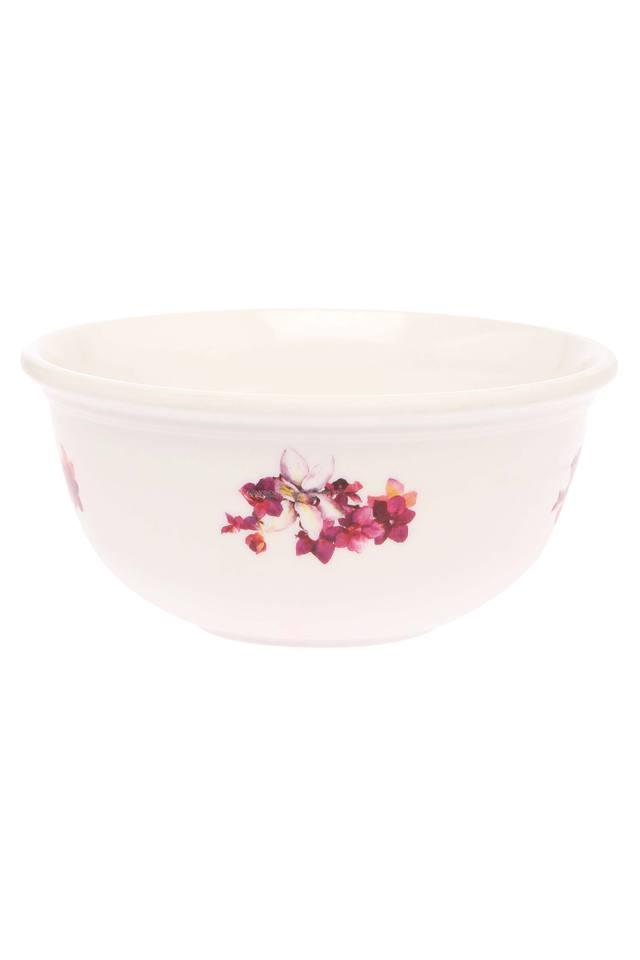 Round Printed Soup Bowl
