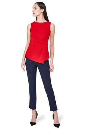 AND - NavyTrousers & Pants - 3