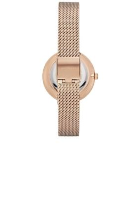 Womens Analogue Stainless Steel Watch