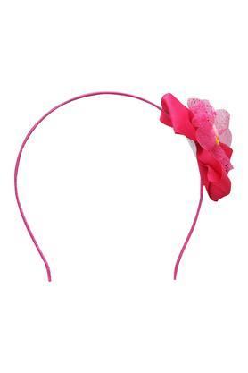 Girls Solid Hairband