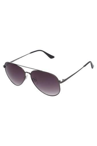 Mens Full Rim Aviator Sunglasses - NF8903232142338