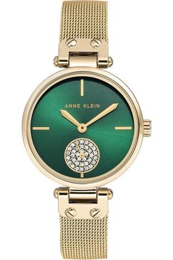 Womens Analogue Stainless Steel Watch - AK3000GNGB