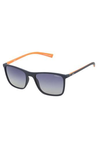 Mens Wayfarer UV Protected Sunglasses - IDS2543C4PSG