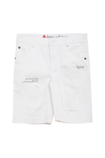 UNDER FOURTEEN ONLY -  WhiteBottomwear - Main