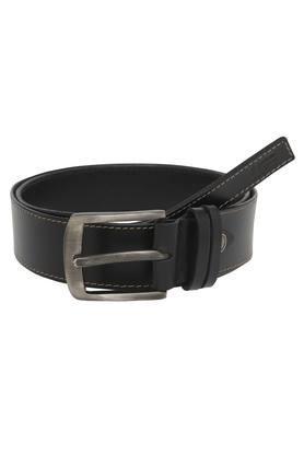 LIFEMens Leather Buckle Closure Formal Belt - 204348397_9212