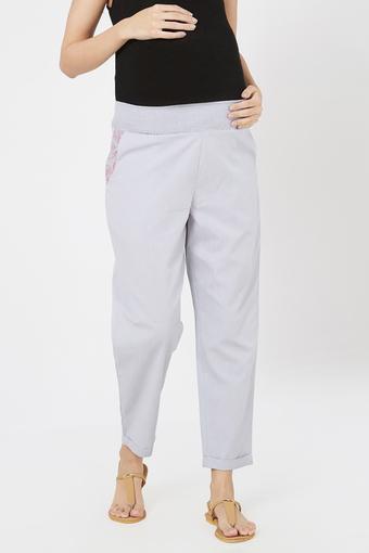 Maternity Versatile Fit Solid Maternity Lounge Pants