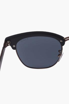 Unisex Non Polarized Clubmaster Sunglasses LIO52C36