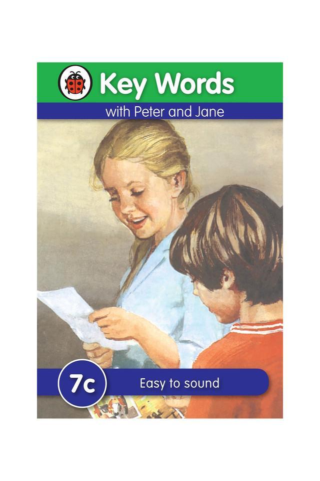 Key Words 7c: Easy to Sound