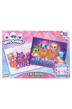 2 in 1 Hatchimals Puzzle