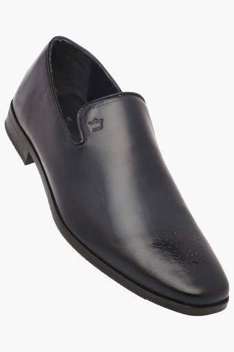 LOUIS PHILIPPE -  BrownFormal Shoes - Main