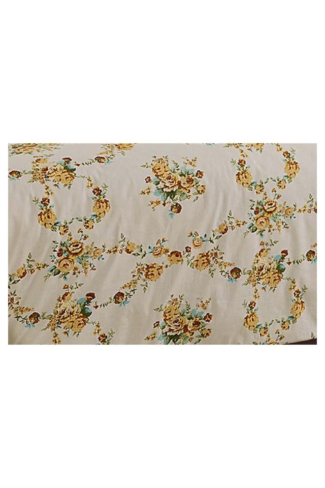 Floral Single Duvet Cover