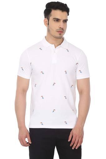 VETTORIO FRATINI -  WhiteT-Shirts & Polos - Main