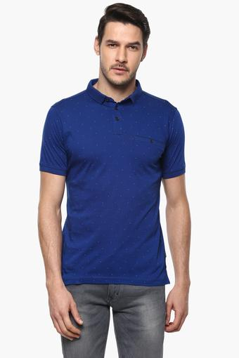 PROLINE -  Dark Blue T-shirts - Main