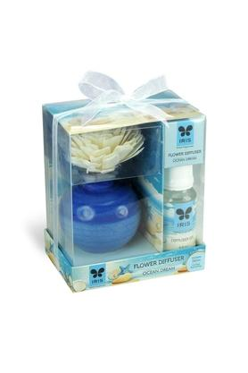 IRIS Sola Flower Ocean Dream Reed Diffuser Set