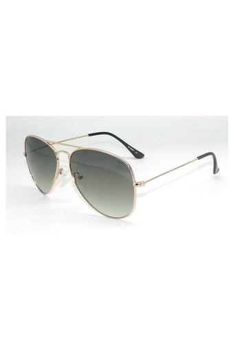 Mens Full Rim Aviator Sunglasses - 2025 C2 S