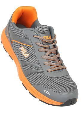 FILAMens Mesh Lace Up Sports Shoes - 202985697_9204