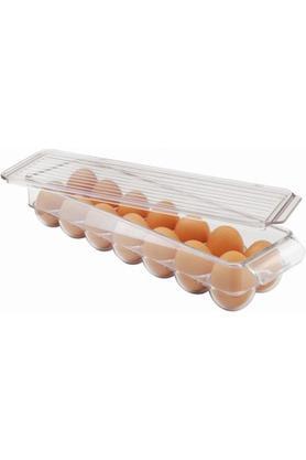 INTERDESIGNRectangular Egg Tray With Lid