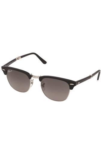 Unisex Foldable Square Sunglasses - 2176901SM851