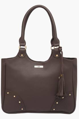 RS BY ROCKY STARWomens Zipper Closure Tote Handbag