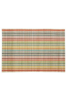 Stripe Banana Fibre Table Mat Set of 2