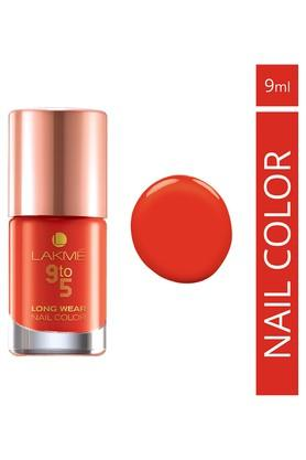 Lakme 9 to 5 Long Wear Nail Color