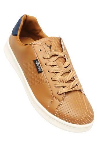 ALLEN SOLLY -  Brown Casuals - Main